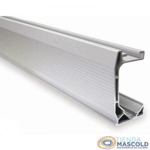 Rail puerta corredera frigorífica