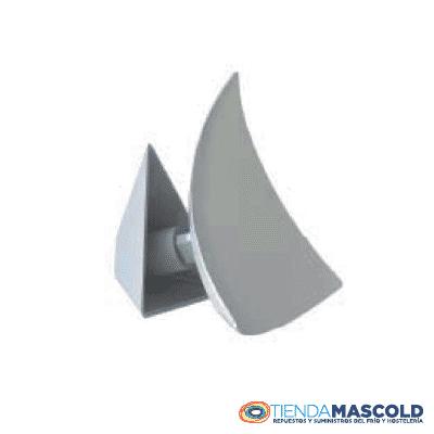 Remate 3D perfil sanitario